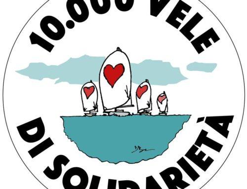 10.000 vele di solidarietà… e di mare pulito!
