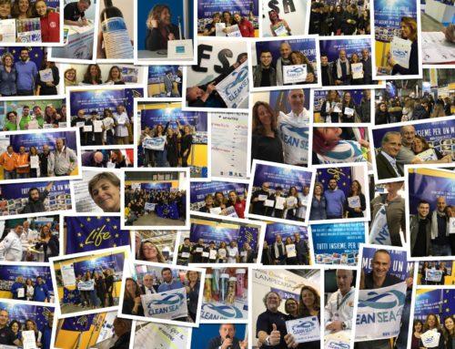 EUDI 2017 gran successo per Clean Sea Life!