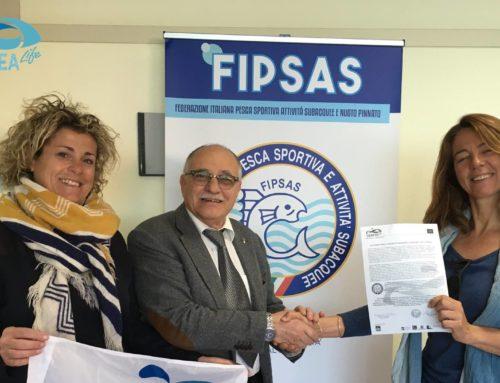 La FIPSAS aderisce a Clean Sea Life!
