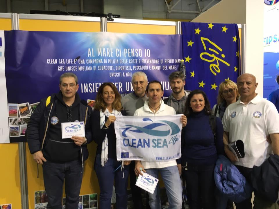 Sub clean sea life - Dive blu bari ...