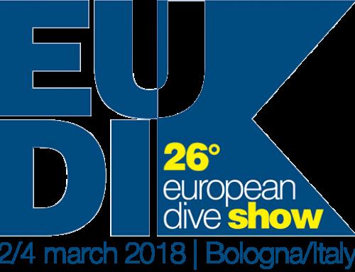 Eudi Show 2018: il salone della subacquea