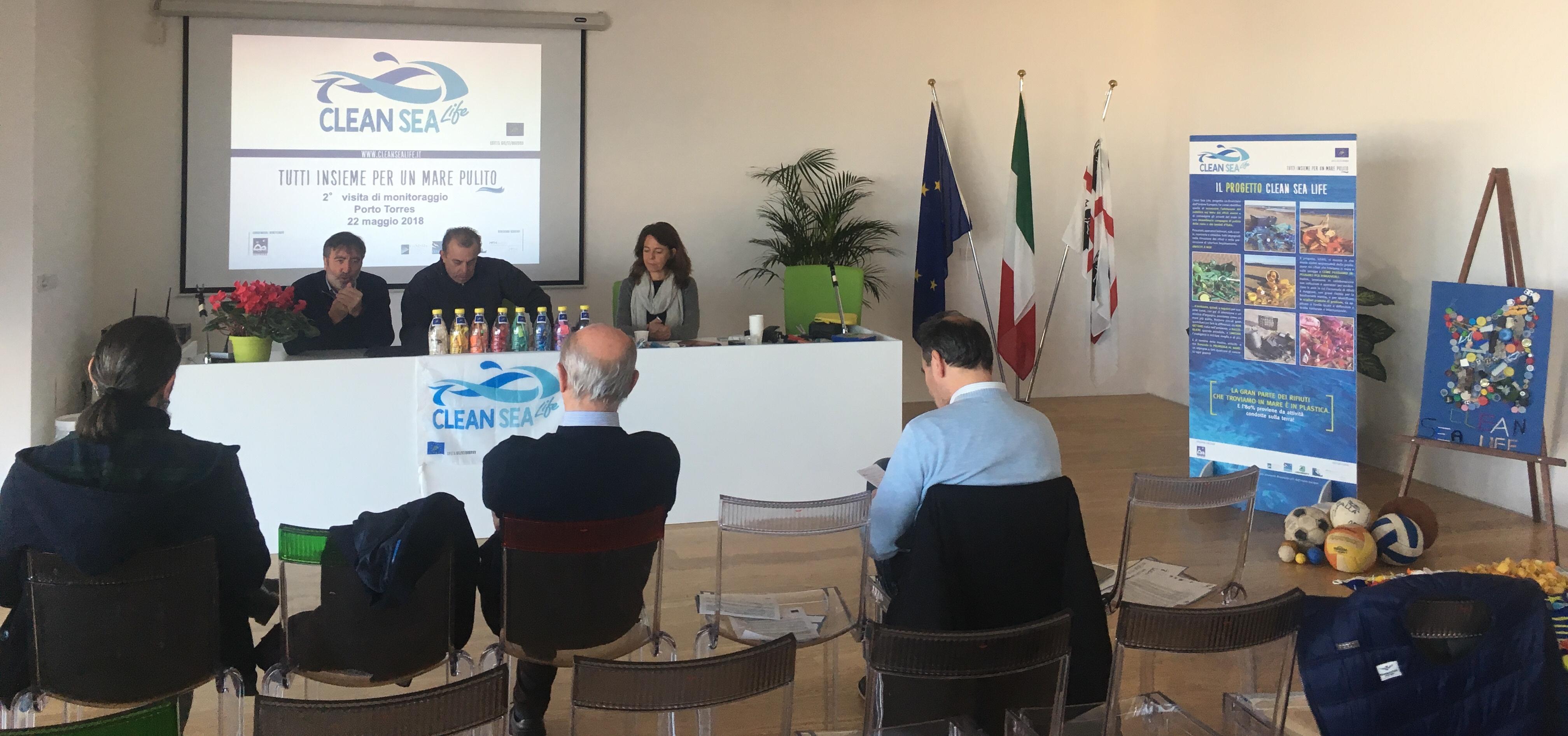 Clean Sea LIFE in Sardegna: la stagione 2019