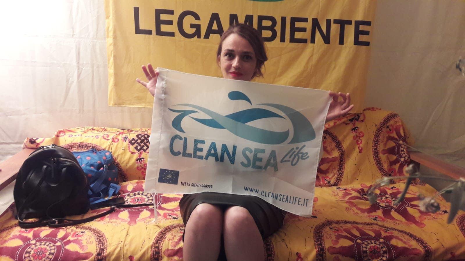 Carmen Consoli per Clean Sea LIFE!