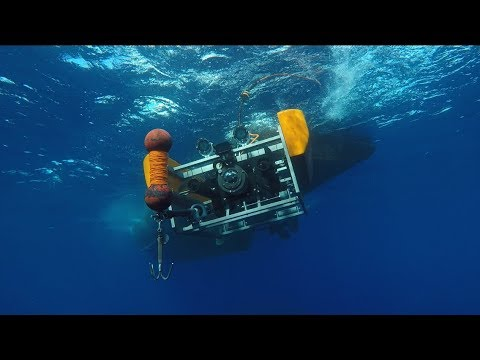 i ROV e la lotta alle reti fantasma
