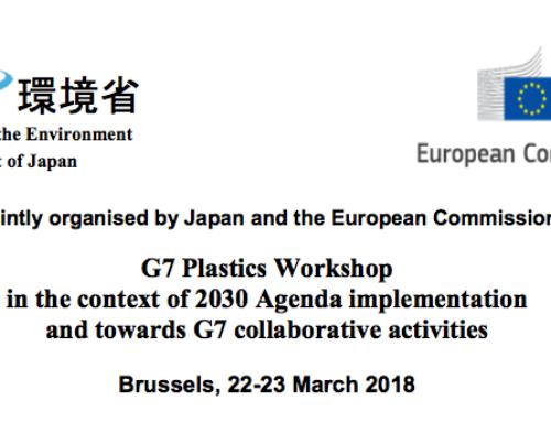 Clean Sea Life: dopo appena un anno siamo già 'best practice' – al G7!