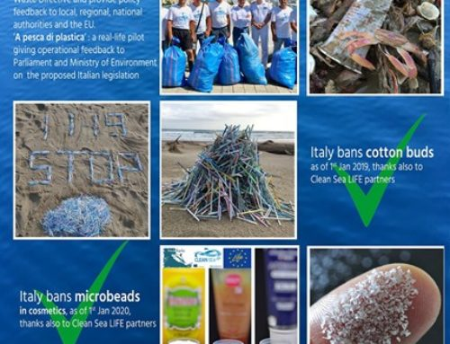 Clean Sea LIFE alla EU Green Week
