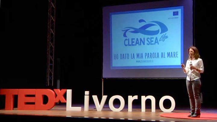 Clean Sea LIFE è in un TED talk!